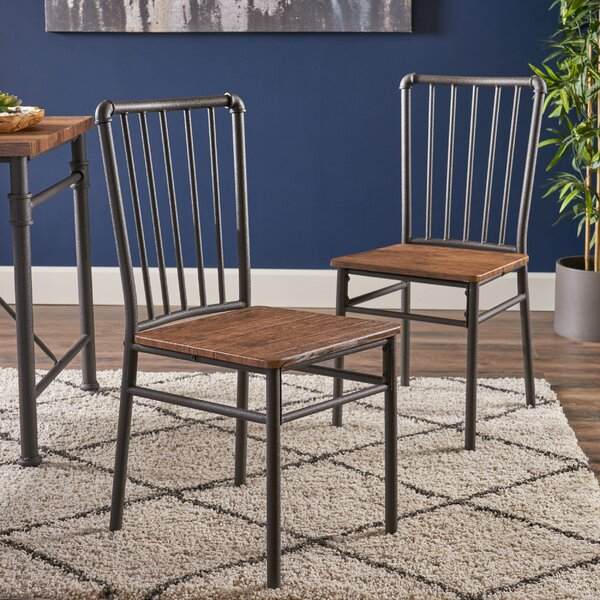 Collin Dining Chair (Set of 2) by Williston Forge