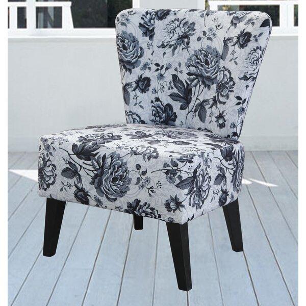 Briscoe Slipper Chair by Charlton Home