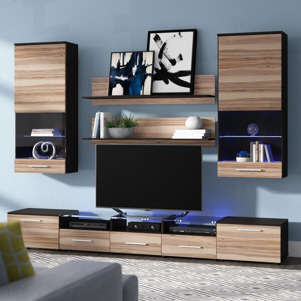 Maulik Entertainment Center For TVs Up To 70