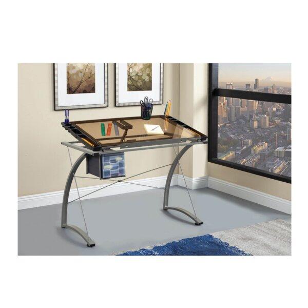Hansel Height Adjustable Drafting Table