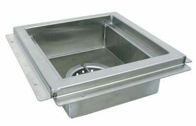 Grid Kitchen Sink Drain by Advance Tabco