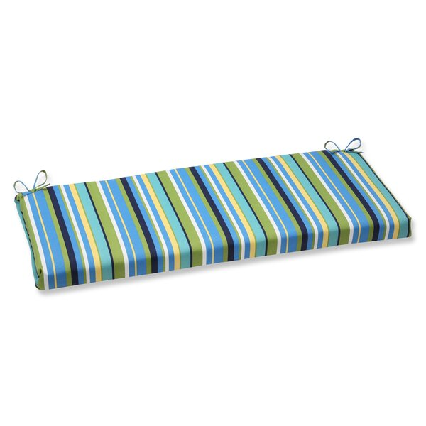 Topanga Indoor/Outdoor Bench Cushion by Pillow Perfect