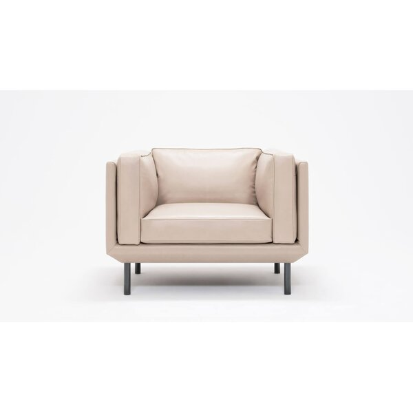 Plateau Feather Filled Armchair by EQ3