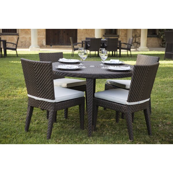 Ferraro 5 Piece Dining Set by Andover Mills