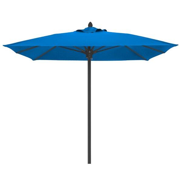 Prestige 6' Square Market Umbrella by Fiberbuilt