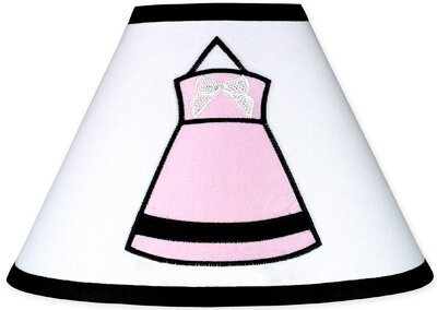 Princess 4 Polyester Empire Lamp Shade by Sweet Jojo Designs