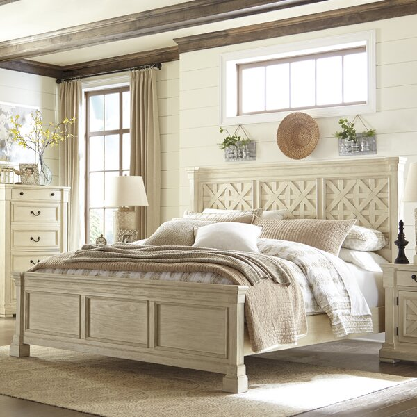 Traditional Standard Bed by Alcott Hill