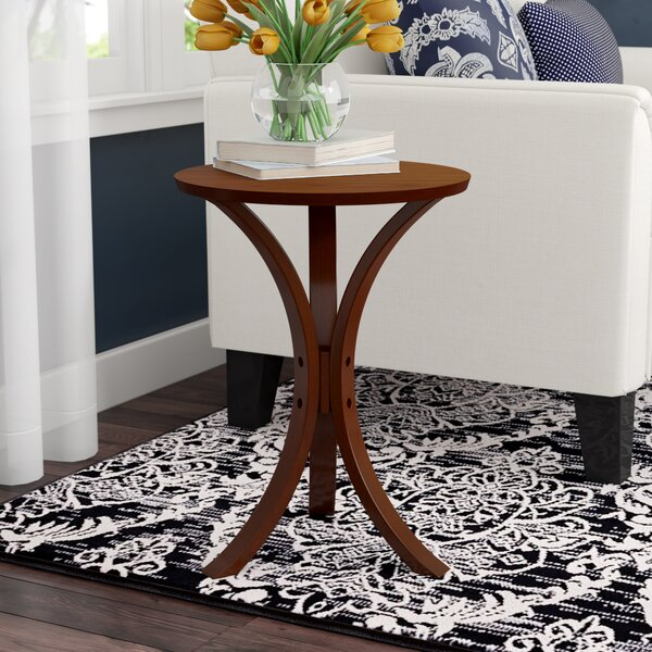 Channel End Table by Winston Porter
