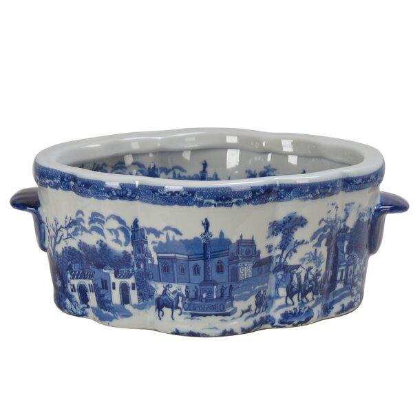 Morse Ceramic Pot Planter by Astoria Grand