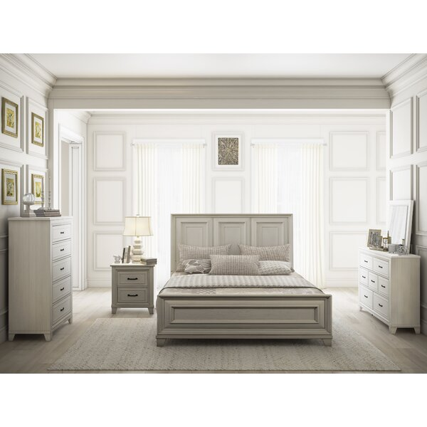 Kaylan Standard Configurable Bedroom Set By Greyleigh by Greyleigh 2020 Coupon