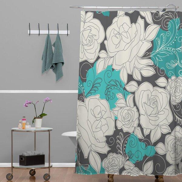 Banda 3 Shower Curtain by Brayden Studio