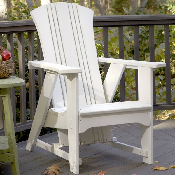 Carolina Preserves Adirondack Chair by Uwharrie Chair