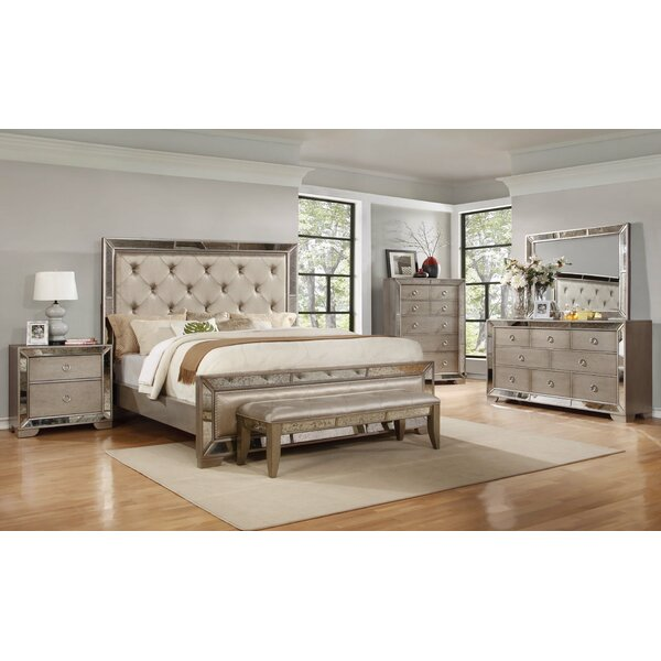 Dowson Platform Configurable Bedroom Set by Willa Arlo Interiors