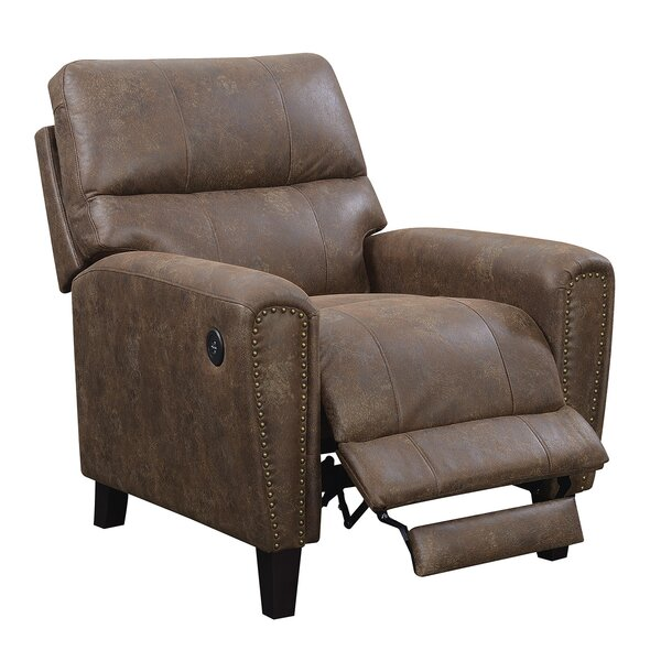 Daub Manual Recliner by Williston Forge