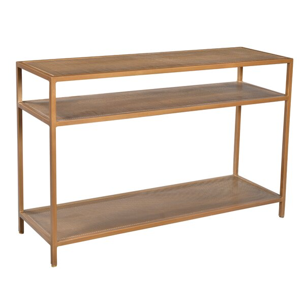 Spadaro Console Table By Bungalow Rose