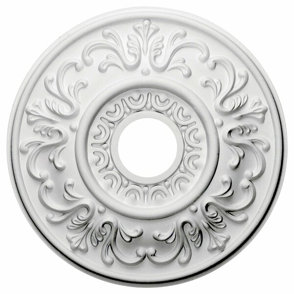 Valletta 18H x 18W x 1D Ceiling Medallion by Ekena Millwork