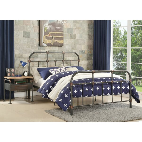 Farrah Panel Configurable Bedroom Set by Gracie Oaks