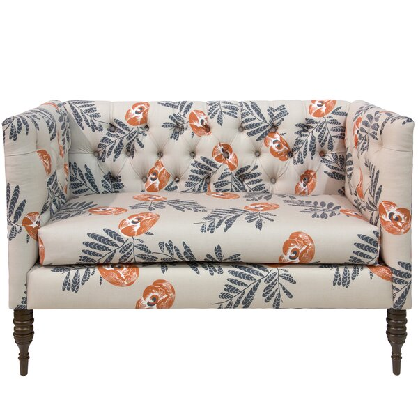 Bayer Mod Settee by Darby Home Co