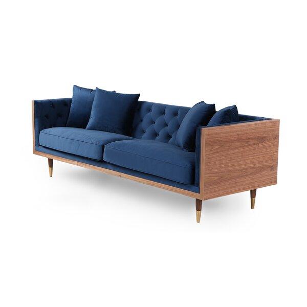 Karsyn Mid-Century Sofa by Brayden Studio