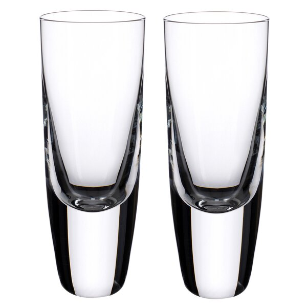American Bar 5 oz. Crystal Cocktail Glass (Set of 2) by Villeroy & Boch