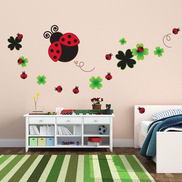 Goudreau Lady Bird Chalkboard Wall Decal by Zoomie Kids
