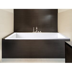 Sparta 60 x 32 Soaking Bathtub Clarke Products