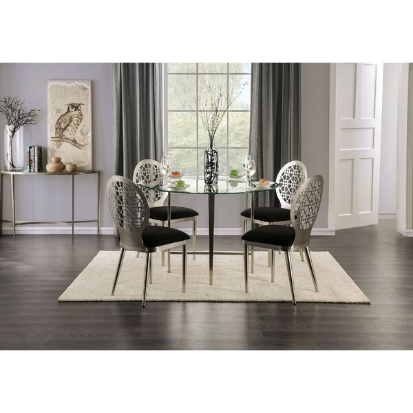 Ayleen 5 Piece Dining Set by Mercer41 Mercer41