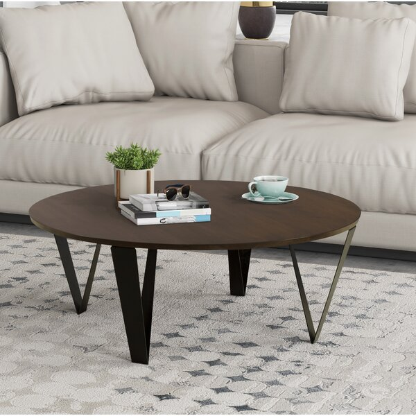Katniss Coffee Table by 17 Stories