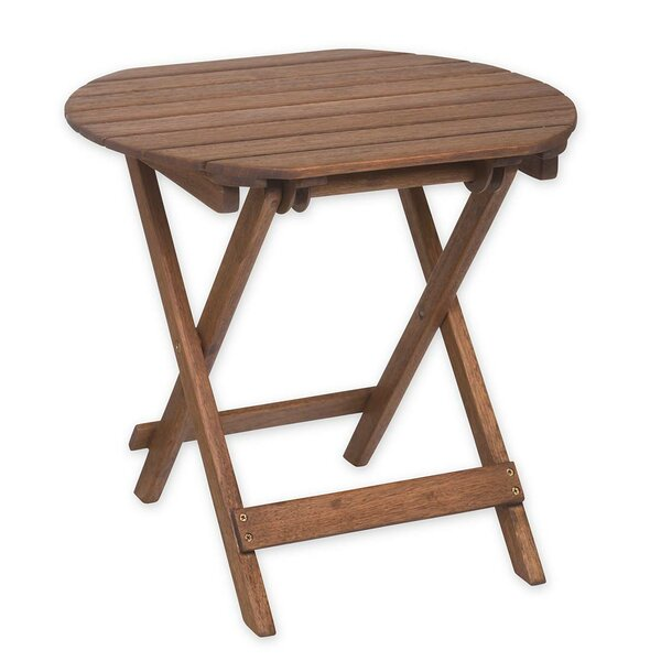 Adirondack Solid Wood Side Table By Plow & Hearth
