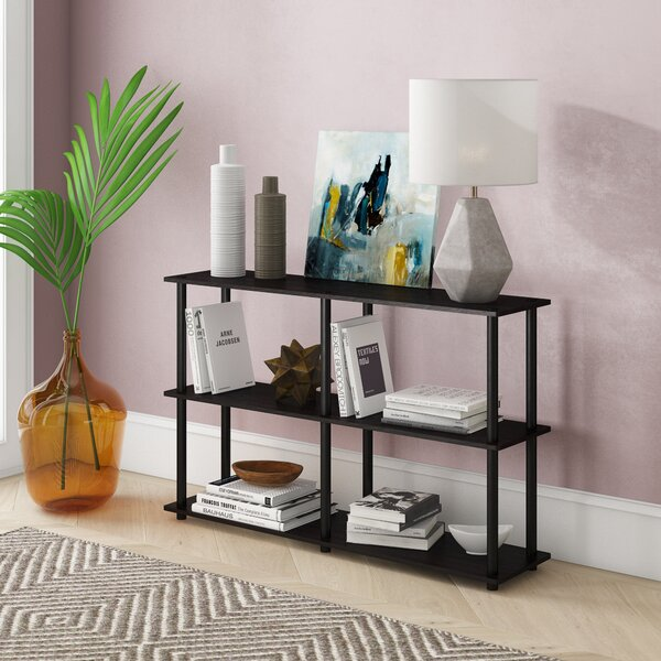 Bargas Etagere Bookcase By Ebern Designs