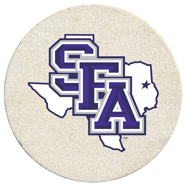 Stephen F. Austin University Collegiate Coaster (Set of 4) by Thirstystone