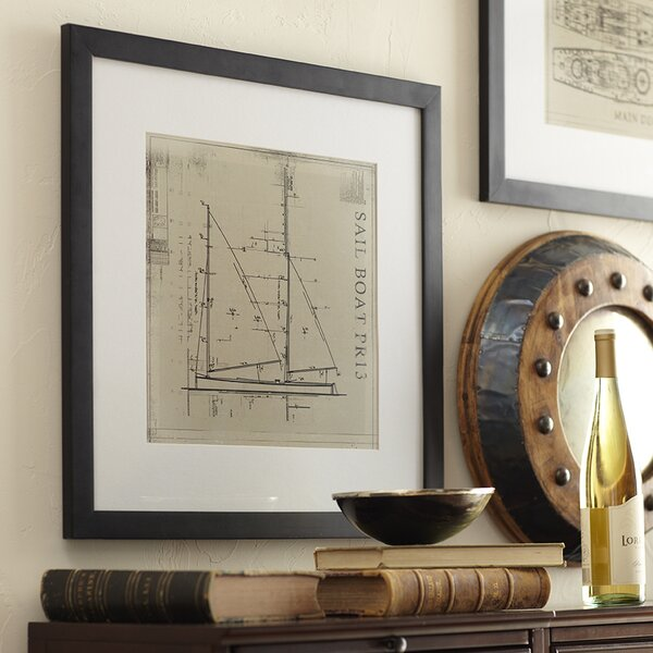 Starboard Framed Print III by Birch Lane™