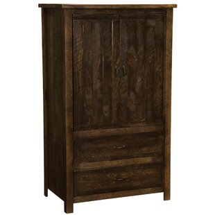 Affordable Price Frontier Armoire By Fireside Lodge