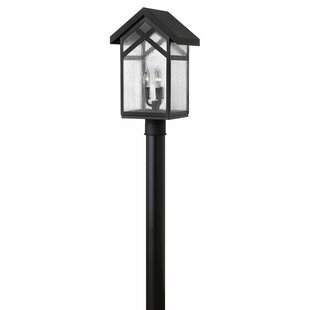 Read Reviews Holbrook Outdoor 3-Light Lantern Head By Hinkley Lighting