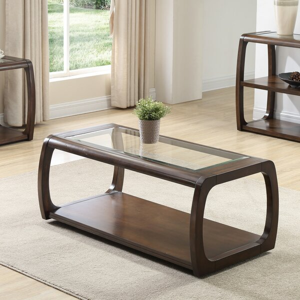 McInnis Coffee Table by Winston Porter