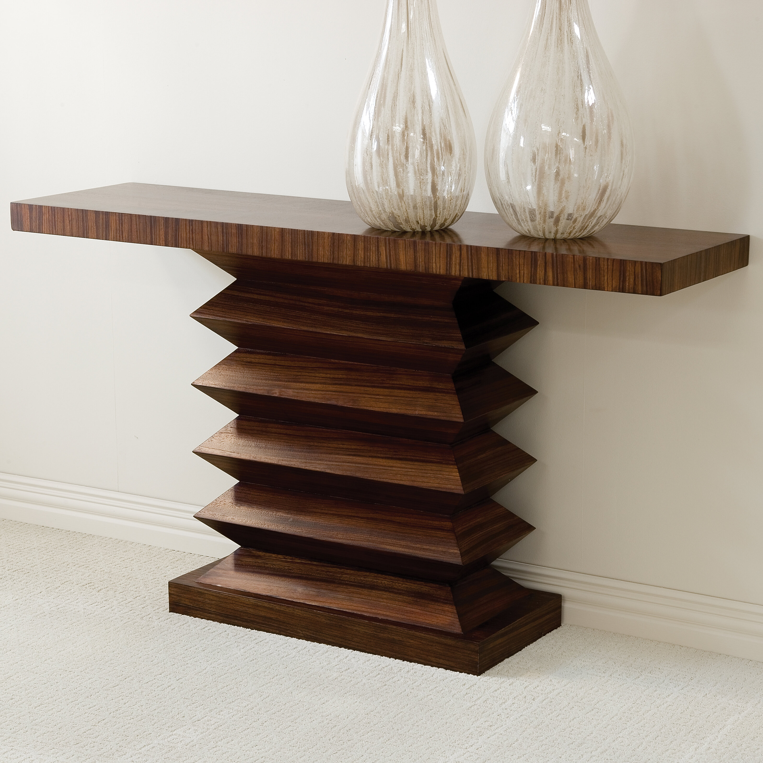 Global Views Warehouse Dallas: Global Views Draw Attention Console Table & Reviews