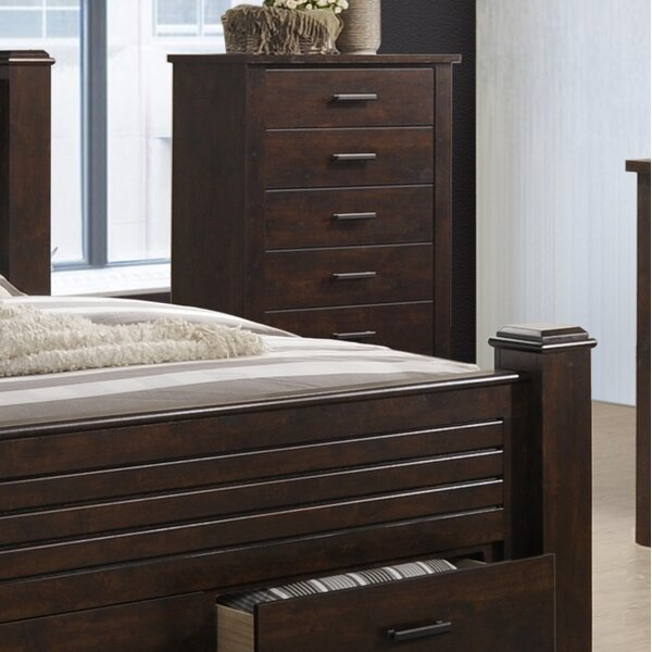 Forst 5 Drawer Chest by Millwood Pines