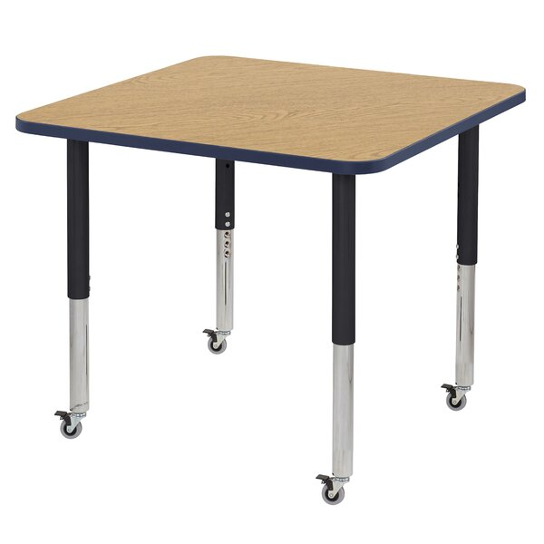 Thermo-Fused Adjustable Activity Table by ECR4kids