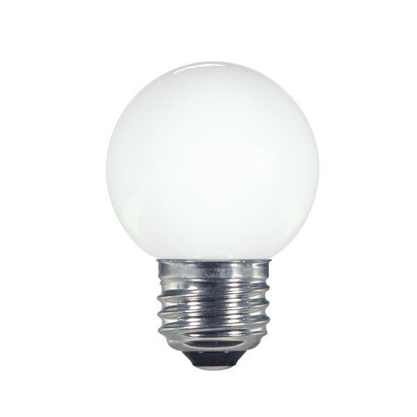 1.4W E26/Medium LED Light Bulb by Satco