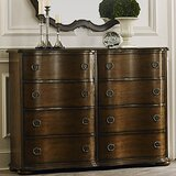 Elwood 8 Drawer Double Dresser byDarby Home Co