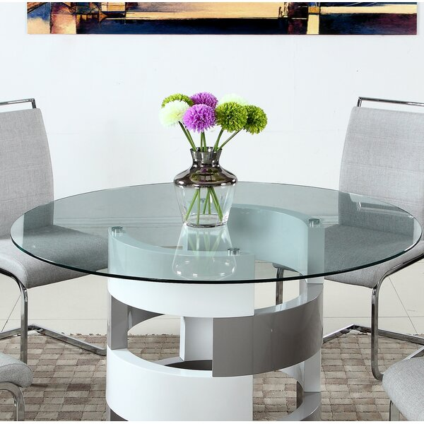 Patio Furniture Manzi Pedestal Coffee Table