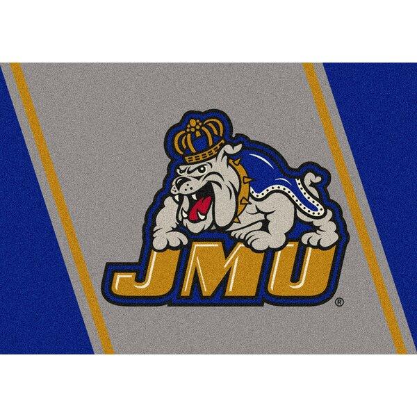 Collegiate James Madison University Dukes Doormat by My Team by Milliken