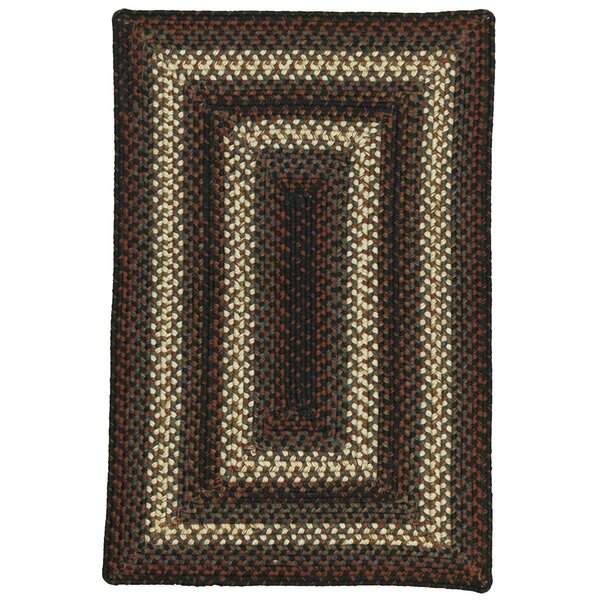Montgomery Braided Indoor/Outdoor Area Rug by Homespice Decor