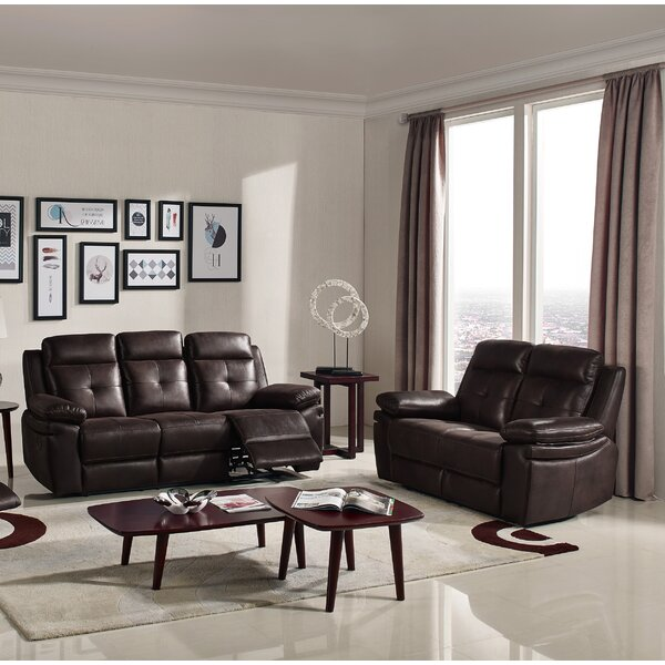 Samatha 2 Reclining Piece Living Room Set by Latitude Run