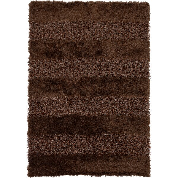 Winfrey Brown Area Rug by Darby Home Co