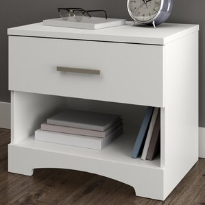 Gramercy 1 Drawer Nightstand by South Shore
