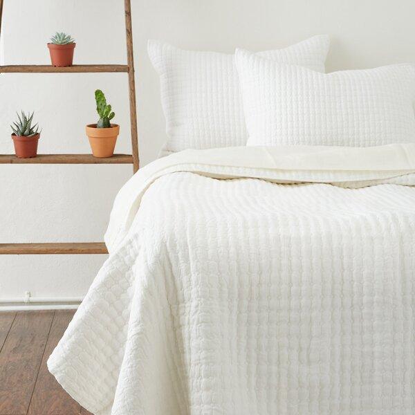 Achenbach Linen Quilt Set