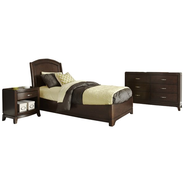 Loveryk Platform Configurable Bedroom Set by Darby Home Co