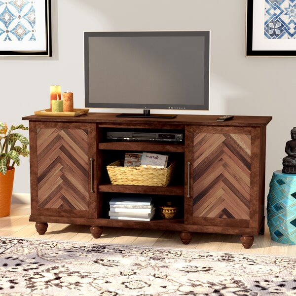 Grundy 64 TV Stand by Bungalow Rose