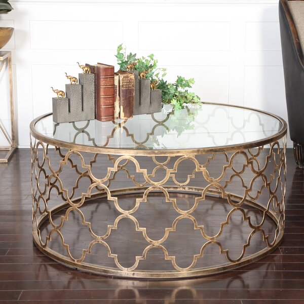 Lilianna Coffee Table By Uttermost